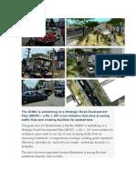 The GHMC is Embarking on a Strategic Road Development Plan