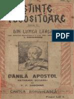 Danila Apostol Hatmanul Ucrainei