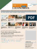 Cuatro afores están involucradas en la investigación de la Cofece | El Economista