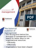 Management Theories