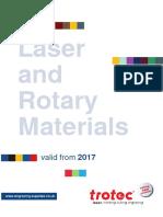 TLUK Materials Catalogue 2017