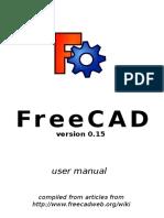 FreeCAD-0.15_manual