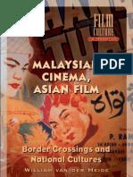 9 Malaysian Cinema