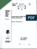 NASA a241141 - Aeroacoustics of Flight Vehicles - Vol 1