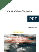 La Atmosfera TerrestreClase2