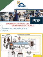 DIAGNOSTICAR FALLAS DEL SISTEMA DE ENCENDIDO ELECTRONICO