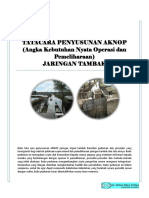 LK-03 -Tata Cara Penyusunan AKNOP - Tambak
