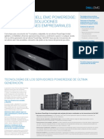 Dell Poweredge Server Portfolio Brochure