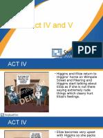 Act IV and v Storyboard