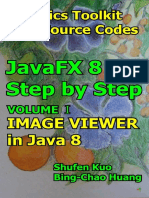 Shufen Kuo, Bing-Chao Huang IMAGE VIEWER in Java 8 JavaFX 8 Tutorial