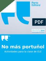No Más Portunol 2013