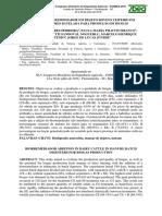Adição de Biorremediador Em Dejeto Bovino Leiteiro Em Biodigestores Batelada Para Produção de Biogás