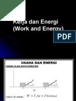 Mekanika Energi