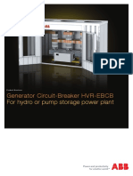 Electric Brake System in Hpp