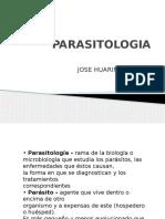 introducción PARASITOLOGIA