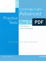 CAE Practice Test Plus 2