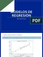 Modelos de Regresión - Ejemplo
