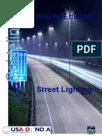 Energy Efficient Street Lighting Guidelines