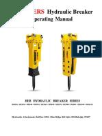 HAII-Breaker Manual HEB 20