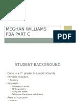 pba presentation