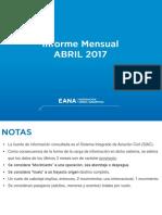 Informe Mensual 201704
