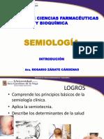 S1 Semiología introduccion
