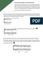 Armonización II