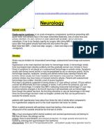 Neurology 5