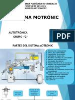 Sistema Motrónic