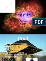 energy project  5