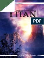 Fantasia Medieval - Titan 1 GURPS