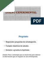Clase Diseño Experimental