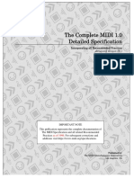 Complete Midi 96-1-3
