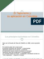 Taylorismo en Colombia