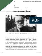 'Freud Lives!' by Slavoj Žižek – mariborchan.si