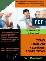 Como Conduzir Reuniões Produtivas
