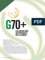 Articulo g70 Socios Mas Sustentables de La Cadena 2016