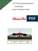 2013 Church Business Plan (1)