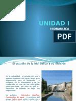 1.1concepto e Importancia Del Estudio d Ela Hidráulica