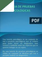 Bateria de Pruebas-dx- 2016