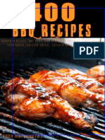 400 BBQ Recipes_ Barbecue Sauce - Eddy Matsumoto