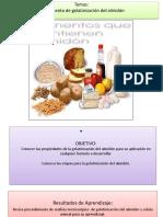 Microscopia Carne -Almidon Analisis II CLASE