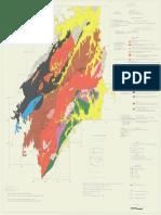 Mapa Geologico Brusque
