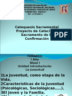 Catequesis de Confirmacon(1)