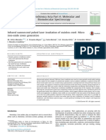 16-Infrared nanosecond pulsed laser irradiation of stainless steel.pdf