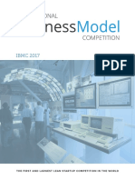 International Business Model Competition Booklet 2017