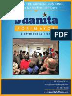 Juanita for Mayor
