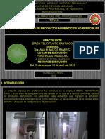 EXPOSICION  DE CONTROL DE CALIDAD