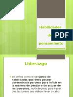 Liderazco