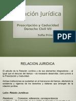 3ra. Sem. Relacion Juridica